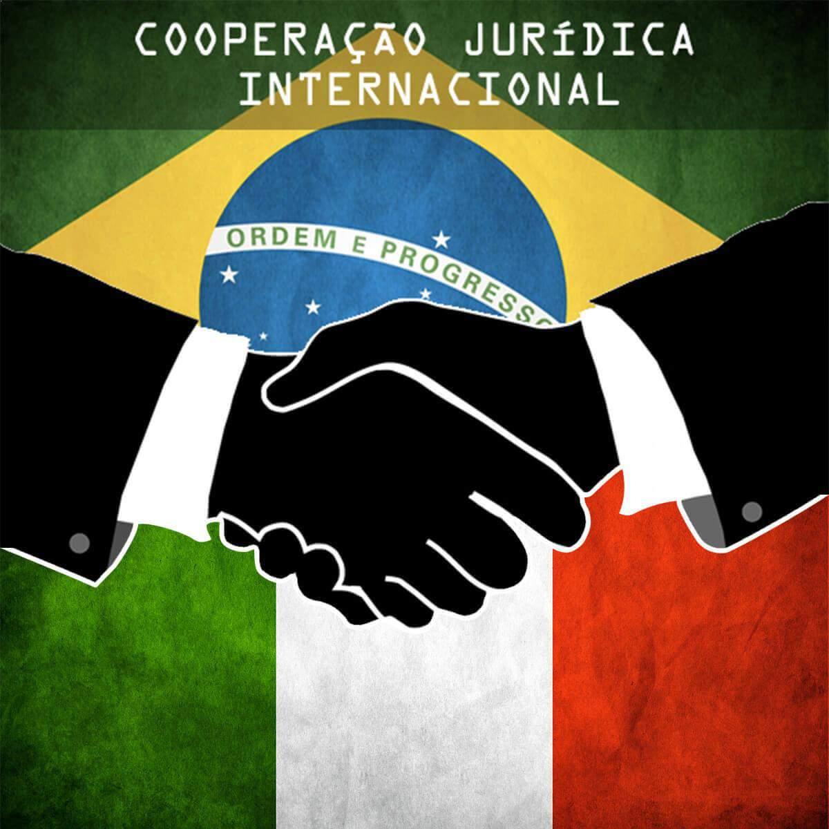 Cooperacao Jurídica Internacional
